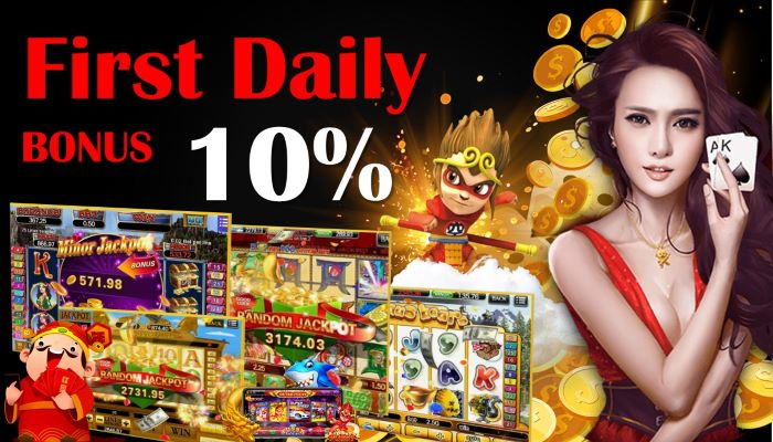 918KISS DAILY BONUS 10% X2 TURNOVER - EMPIRE CLUB