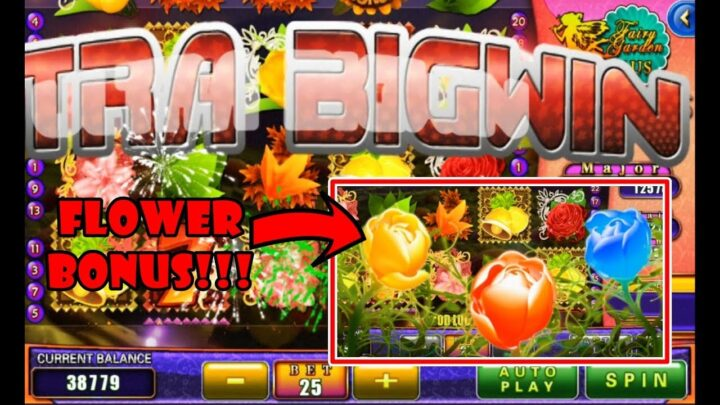 Ultra Big Win Fairy Garden 918Kiss - Empire Club Online Casino Malaysia